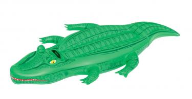 Schwimmtier-Krokodil-Bestway-grün