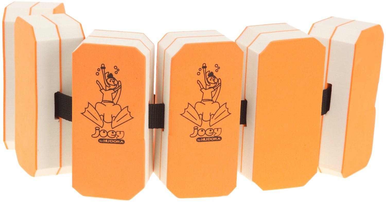 HUDORA-Schwimmgürtel-Swim-up in orange