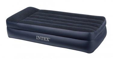 Großaufnahme von einem Frankana Luftmatratzen Intex Comfort Luft- und Gästebett